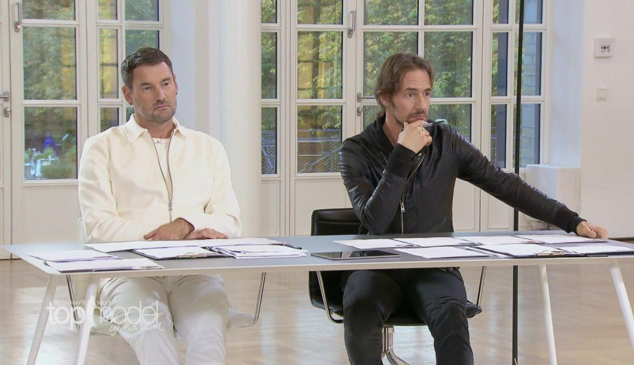 GNTM-S12-Sendung01-Casting-Koeln3 - Bildquelle: ProSieben