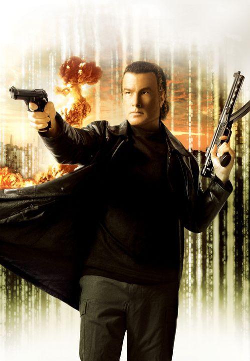 Ein scheinbar willkürlicher Angriff radiert das Einsatzteam von Marshall Lawson (Steven Seagal) aus. Allein Lawson überlebt und macht sich daran, di... - Bildquelle: Sony Pictures Home Entertainment