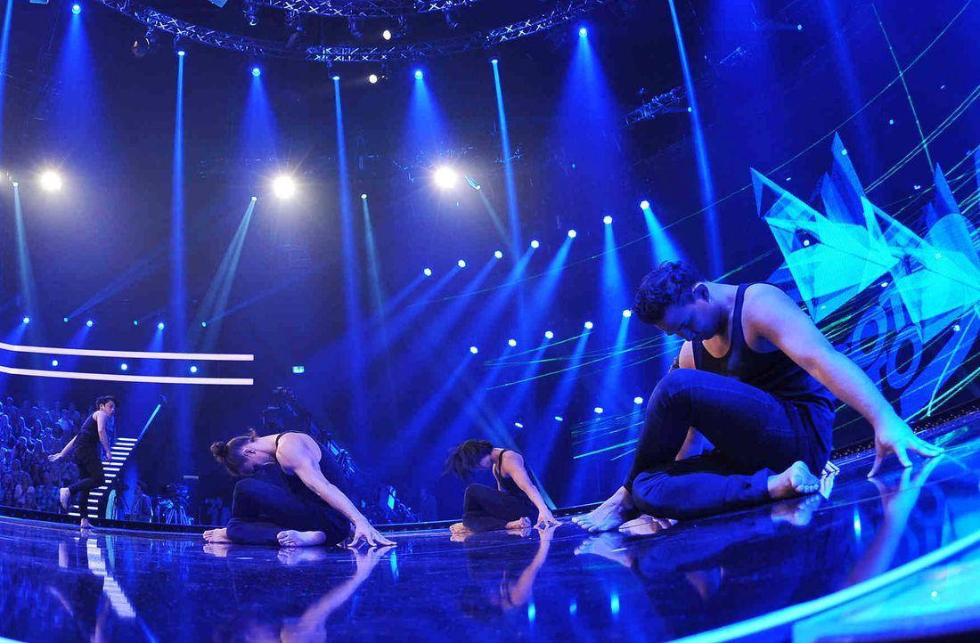 Got-To-Dance-Contrast-01-SAT1-ProSieben-Willi-Weber - Bildquelle: SAT.1/ProSieben/Willi Weber