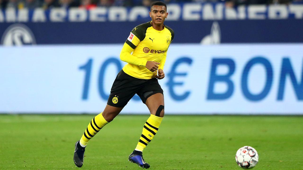 Manuel Akanji (Borussia Dortmund) - Bildquelle: 2018 Getty Images