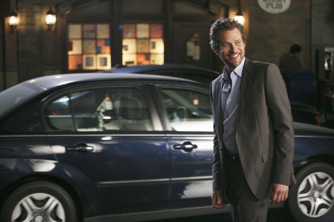 Sam ist hin und weg von dem attraktiven Owen (James Tupper) ... - Bildquelle: American Broadcasting Companies, Inc. All rights reserved.