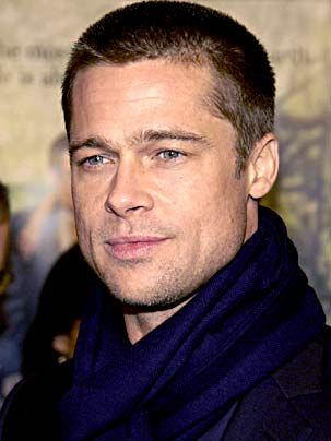 Sexy Brad Pitt - Bildquelle: Getty - AFP