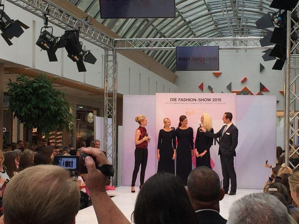 Fashionshow_Riemarcarde_Vanessa_Kiki_Darya - Bildquelle: ProSieben