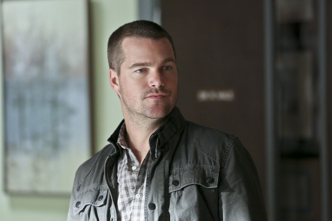 Undercover im Einsatz: Callen (Chris O'Donnell) ... - Bildquelle: CBS Studios Inc. All Rights Reserved.
