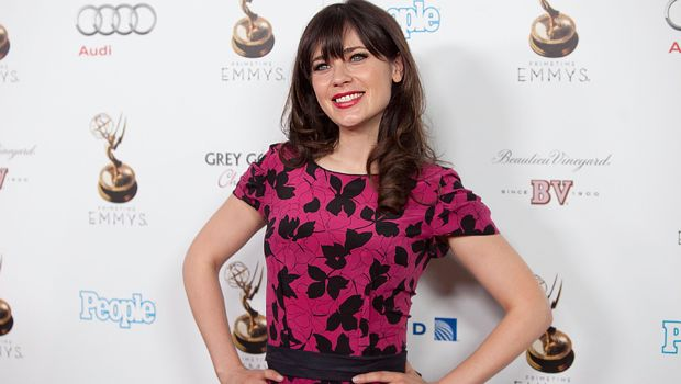 emmy-awards-Zooey-Deschanel-12-09-23-getty-AFP - Bildquelle: getty-AFP