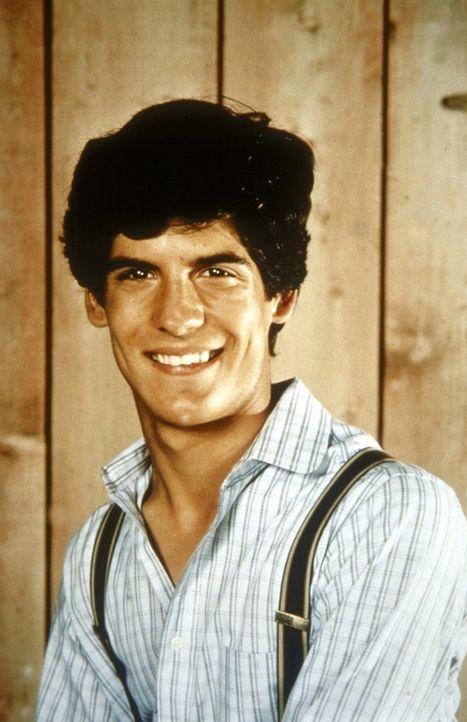 Der junge Albert (Matthew Laborteaux) wird von der Familie Ingalls adoptiert. - Bildquelle: Worldvision
