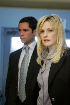 Cold Case - Trotz dürftiger Beweislage sollen Det. Lilly Rush (Kathryn Morris...