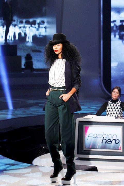 Fashion-Hero-Epi06-Gewinneroutfits-Jila-und-Jale-ASOS-02-Richard-Huebner-TEASER - Bildquelle: Richard Huebner