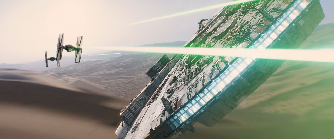 Star-Wars-Das-Erwachen-der-Macht-04-Lucasfilm - Bildquelle: Lucasfilm Ltd. & TM