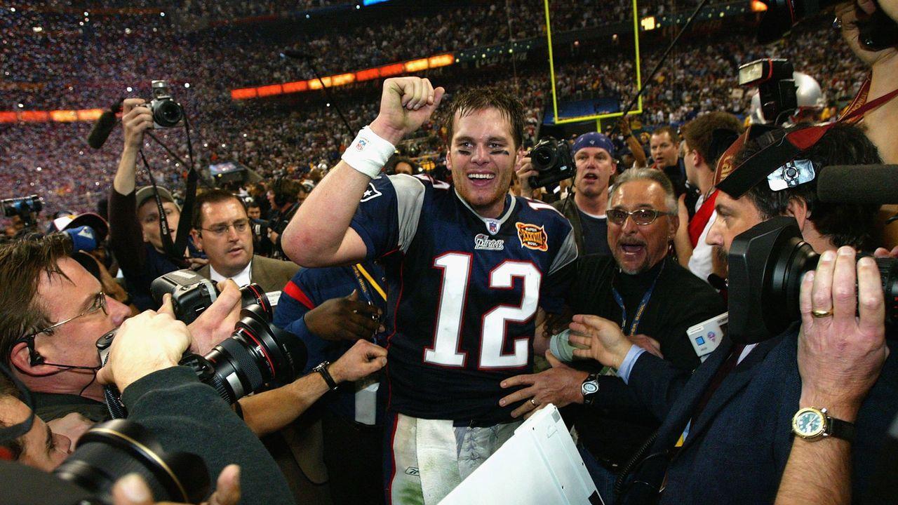 Diese Zehn Super Bowl Rekorde Hält Tom Brady