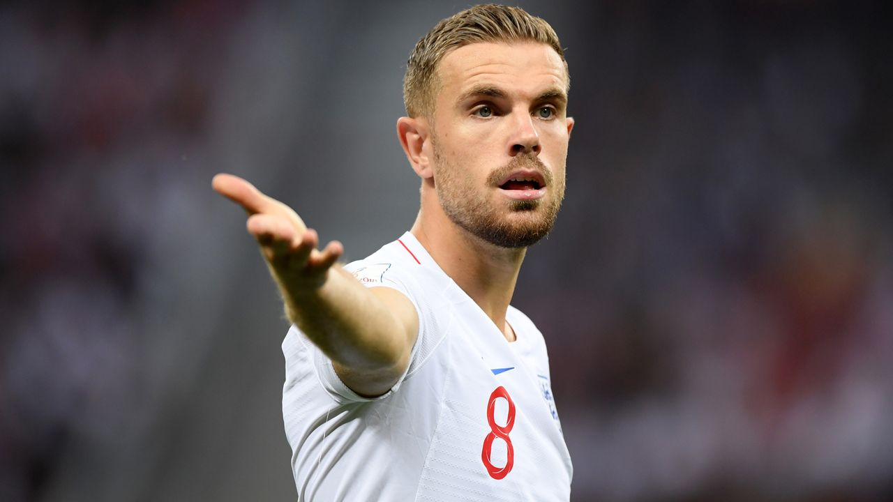Jordan Henderson (England) - Bildquelle: Getty Images