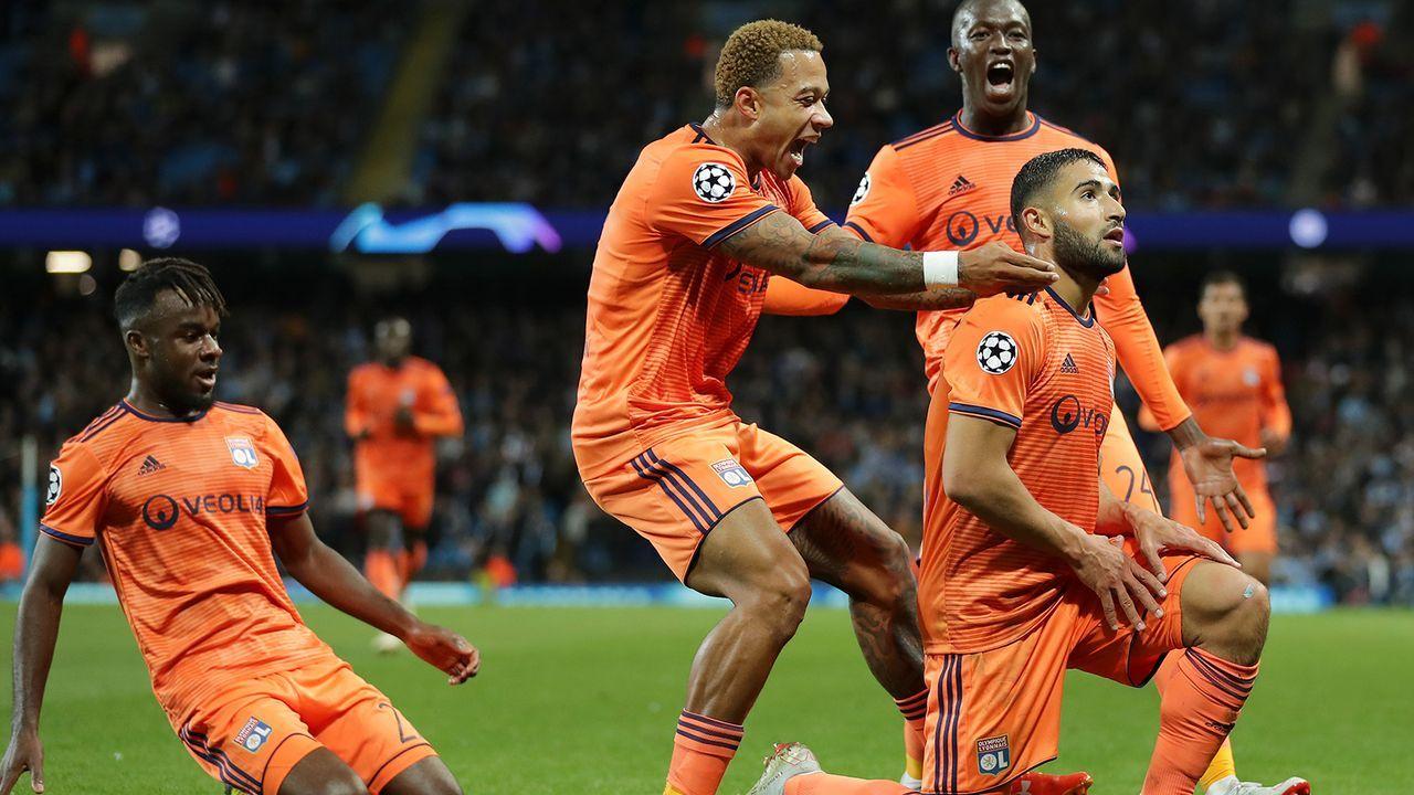 Platz 6: Olympique Lyon - Bildquelle: 2018 Getty Images