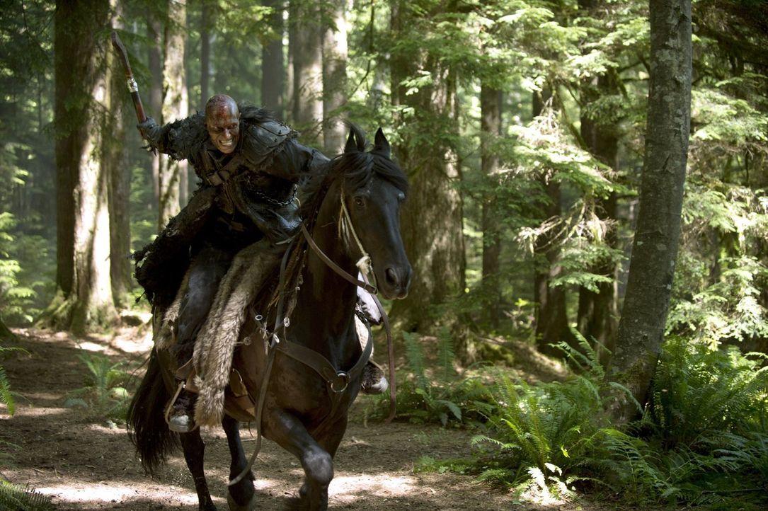 Wird der Grounder Tristan (Joseph Gatt) den Tod seiner Männer rächen? - Bildquelle: 2014 Warner Brothers