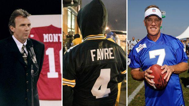 Diese Rückennummern werden von den NFL-Klubs nicht mehr vergeben - Bildquelle: Getty Images