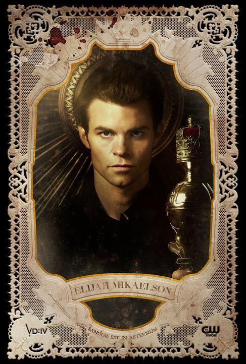 Daniel Gillies ist Elijah Mikaelson - Bildquelle: Warner Bros Entertainment Inc.