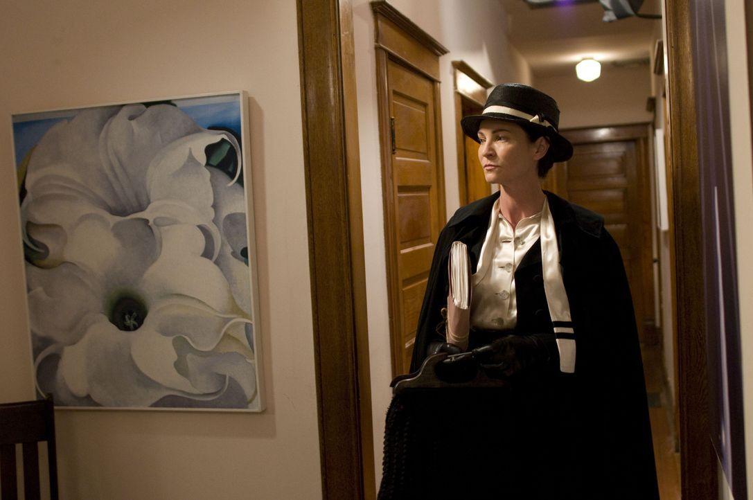 Als moderne, feminine und selbstbewusste Frau trifft Georgia O'Keeffe (Joan Allen) auf Unverständnis, aber auch auf Verehrung ... - Bildquelle: 2009 Sony Pictures Television Inc. All Rights Reserved.