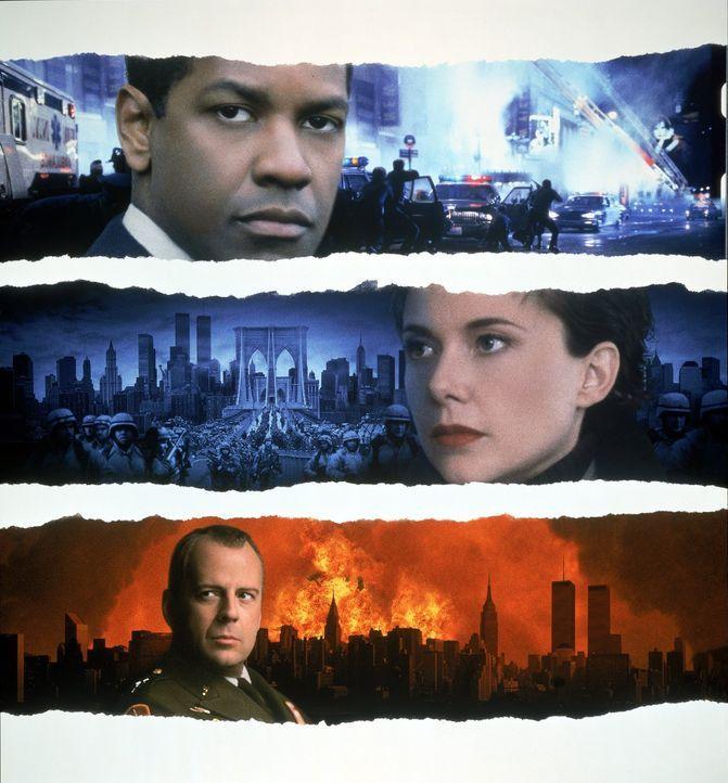 AUSNAHMEZUSTAND - Artwork - Bildquelle: 20th Century Fox International Television