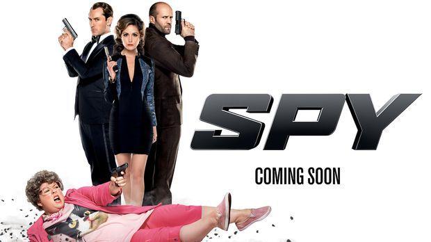 SPY - SUSAN COOPER UNDERCOVER - Artwork © 2015 Twentieth Century Fox Film Cor...