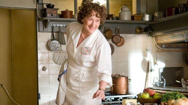 Meryl Streep in Julie und Julia im Food Day auf sixx