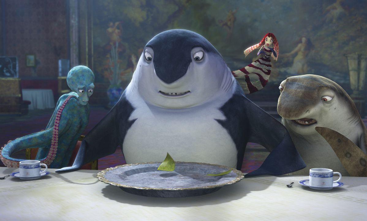 Große Haie - kleine Fische: Unter Wasser gelten andere Regeln ... - Bildquelle: United International Pictures
