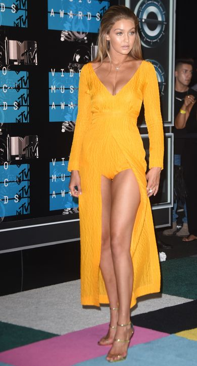 MTV-VMAs-150830-06-Gigi-Hadid-getty-AFP - Bildquelle: MARK RALSTON / AFP