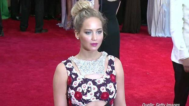 Stars - Jennifer Lawrence im Normalo-Urlaub