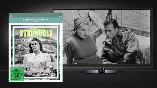 Stromboli Blu-ray © Koch Media