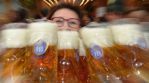 Oktoberfest startet in München