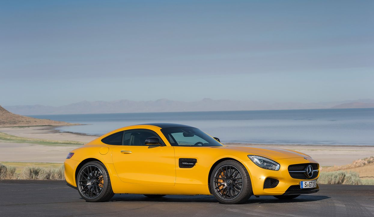 Mercedes AMG GT (13) - Bildquelle: press photo, do not use for advertising purposes