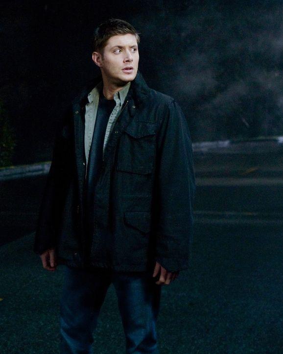 Findet sich im Himmel wieder: Dean (Jensen Ackles) ... - Bildquelle: Warner Brothers