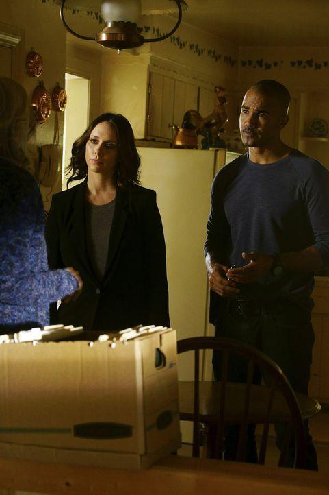 Ein neuer Fall beschäftigt Derek (Shemar Moore, r.) und Kate (Jennifer Love Hewitt, l.) ... - Bildquelle: Richard Cartwright ABC Studios