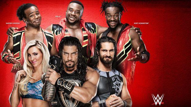 Alle Folgen von WWE RAW - online   YOUTV