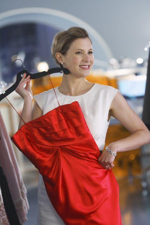 Wilhelmina hat einen Plan ausgeheckt, wie sie Daniel und Molly (Sarah Lafleur) verkuppeln kann ... - Bildquelle: 2008   ABC Studios