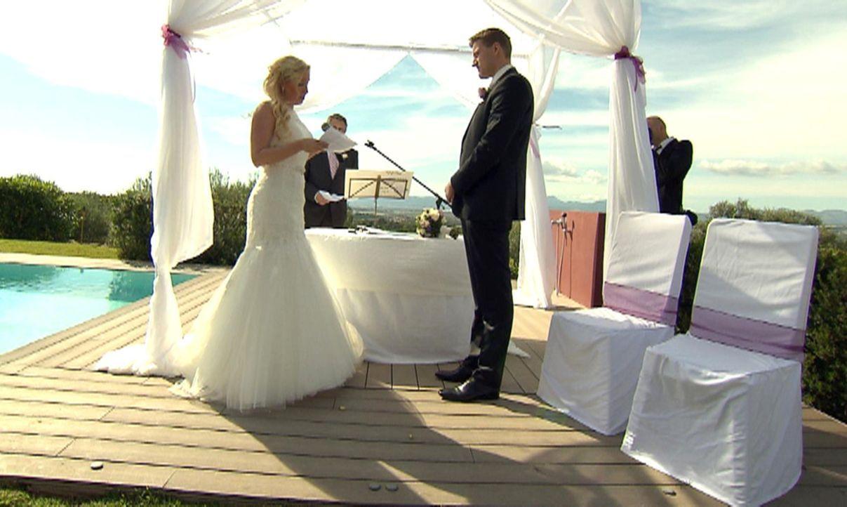 Heiraten unter der Sonne Mallorcas: Weddingplanerin Simone Lehr organisiert Traumhochzeiten auf der wunderschönen Baleareninsel ... - Bildquelle: kabel eins