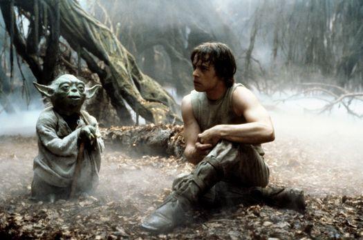 Star Wars: Episode V - Das Imperium schlägt zurück - Jedi-Meister Yoda (Frank...