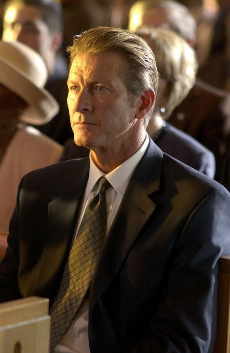 Ahnt nicht, dass seine Ehefrau seinen Tod plant: David Harris ( Brett Cullen) ... - Bildquelle: 2004 Sony Pictures Television Inc. All Rights Reserved.