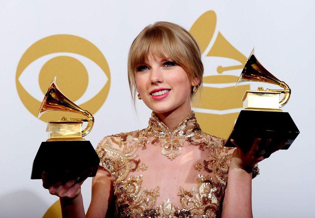Taylor-Swift-12-02-12-AFP - Bildquelle: AFP
