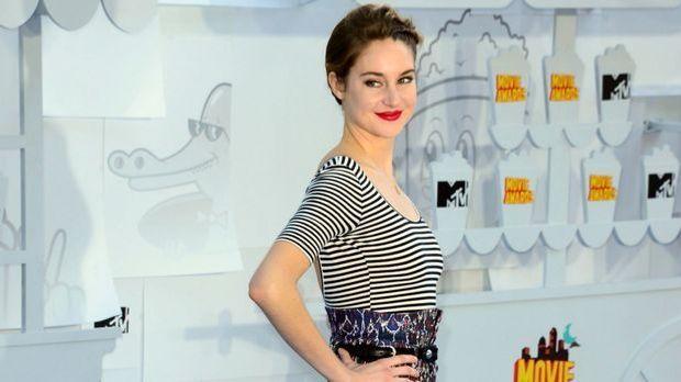 """""""MTV Movie Awards 2015"""" ehrt Gewinner: Shailene Woodley ist die gro..."""