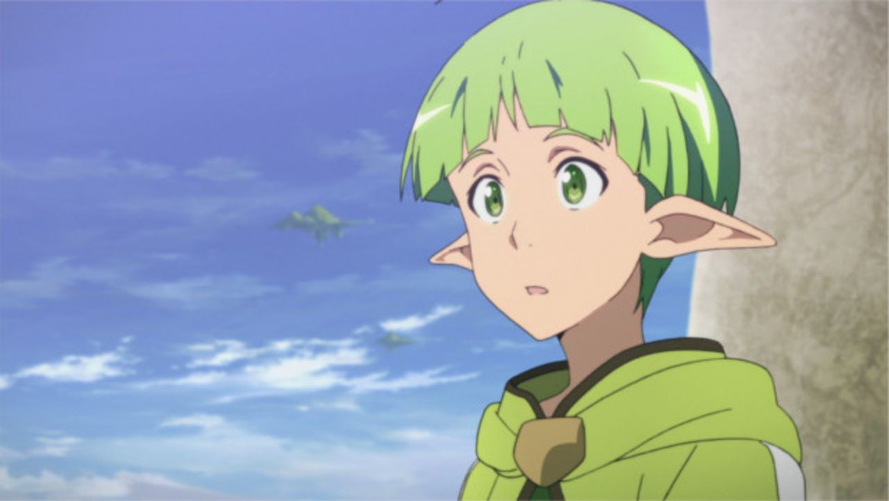 Zwischen Kirito, Leafa, Racon (Bild) und den Weltenbaum-Wächtern kommt es zu einer großen Schlacht. Woraufhin Kirito alles riskiert, um endlich zu A... - Bildquelle: REKI KAWAHARA/ASCII MEDIA WORKS/SAO Project