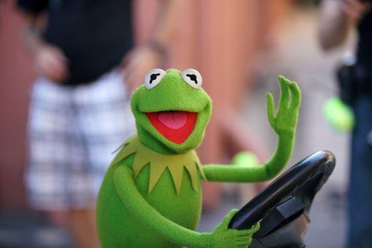 The Muppets - Miss Piggy hat schlechte Laune. Jetzt liegt es an Kermit, sich...