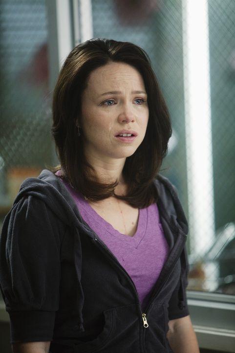 Scheint langsam abhängig von Alex zu sein: Morgan (Amanda Fuller) ... - Bildquelle: ABC Studios
