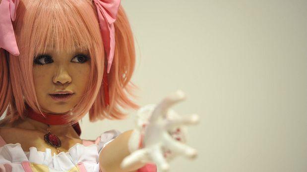 Cosplay Rollenspiele - Bildquelle: AFP