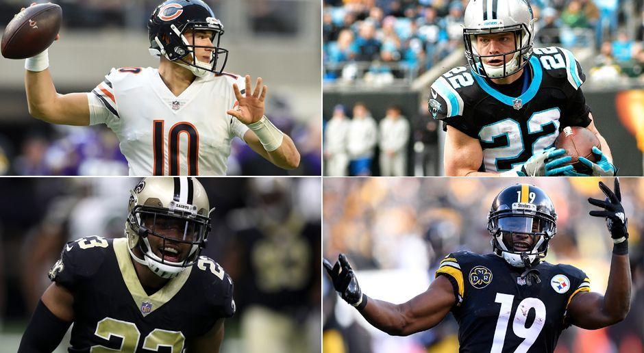 Top 15: Die meistverkauften Jerseys der Rookies 2017