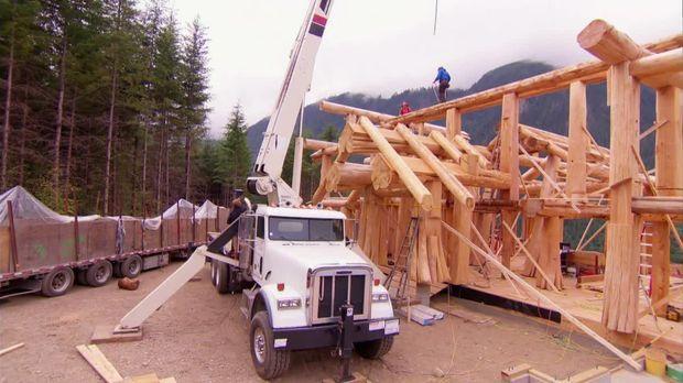 timber kings blockhaus pal ste xxl video staffel 1 episode 7 harte arbeit tolle aussicht. Black Bedroom Furniture Sets. Home Design Ideas