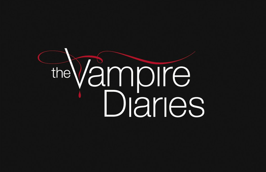 """THE VAMPIRE DIARIES"" - Originaltitel-Logo - Bildquelle: Warner Brothers"