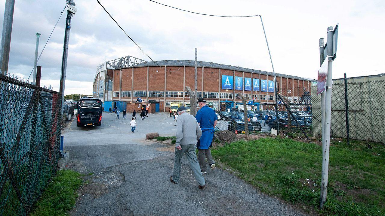 Platz 3: Leeds United - Bildquelle: 2018 Getty Images