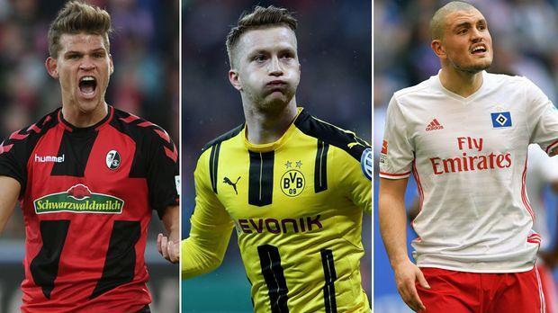 Bundesliga Ergebnisse 34 Spieltag