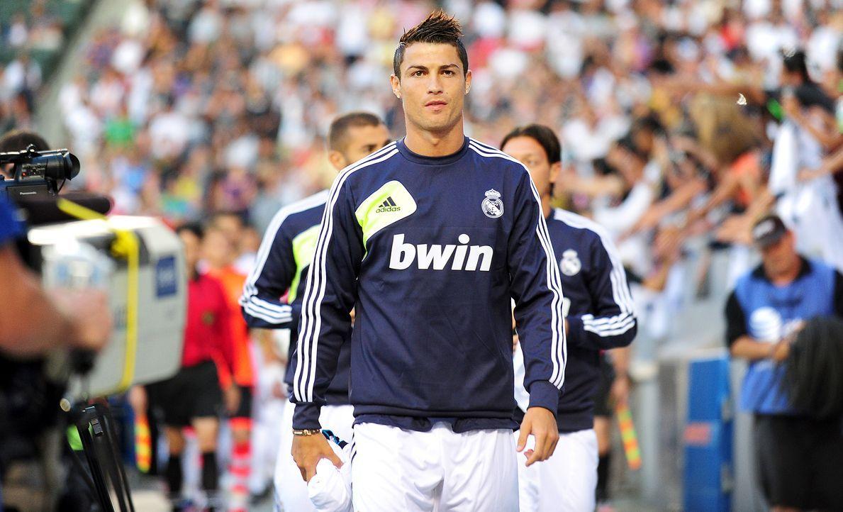 Christiano-Ronaldo-12-08-02-AFP - Bildquelle: AFP