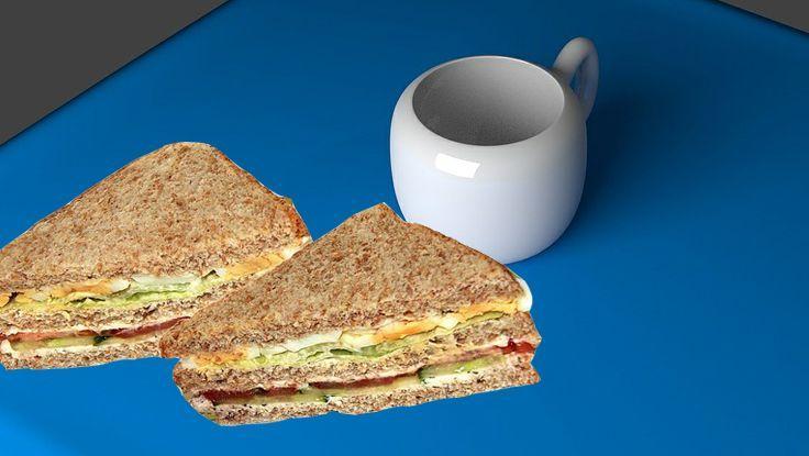 Thunfisch_sandwich - Bildquelle: pixabay.com