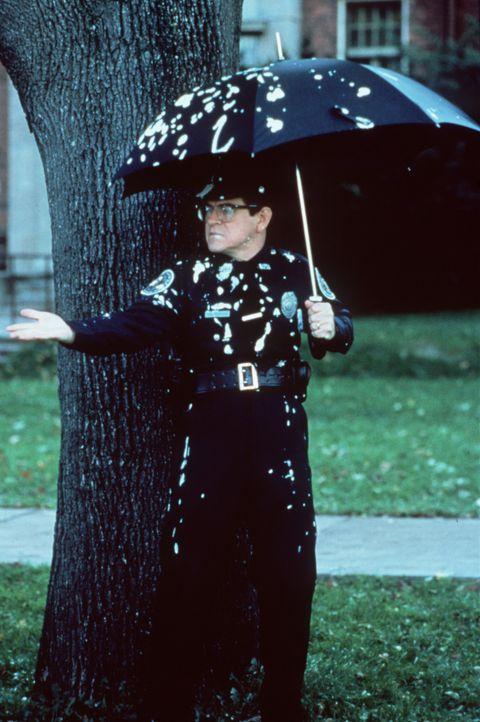 Zu seinem Leidwesen muss Sweetchuck (Tim Kazurinsky ) erfahren, dass auch Tauben manchmal Ärger machen ... - Bildquelle: Warner Bros.